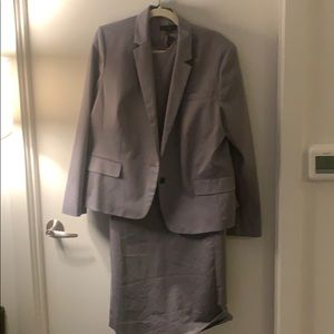 NWT Ann Taylor sheath with matching jacket